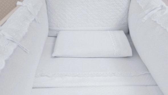 Kit Provencal Branco