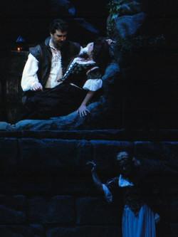 The Duke in Rigletto act III