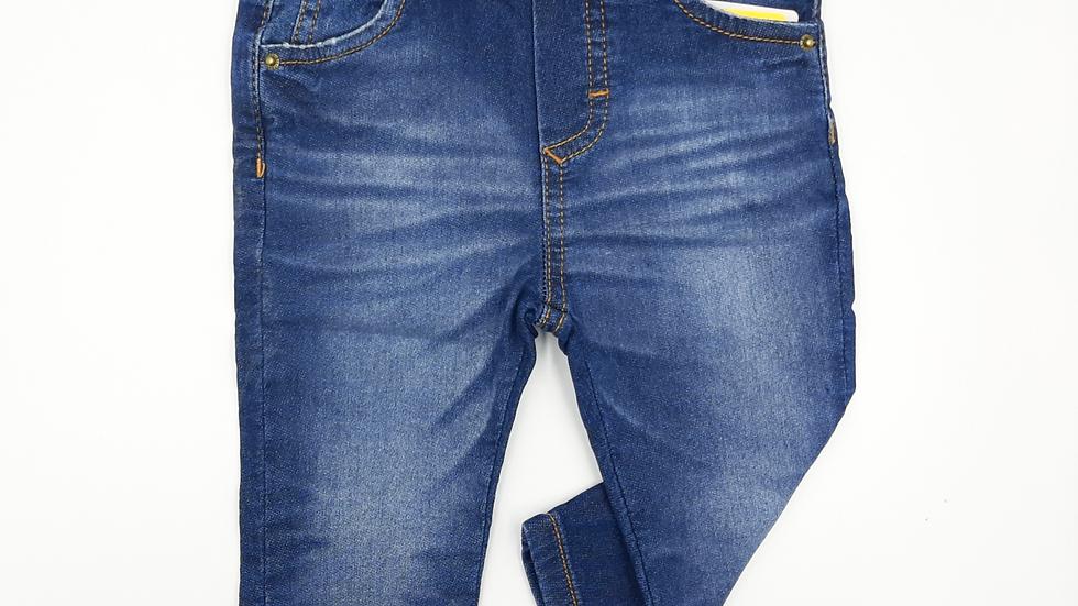 Calça Jogger jeans moleton masculina  Bakulelê