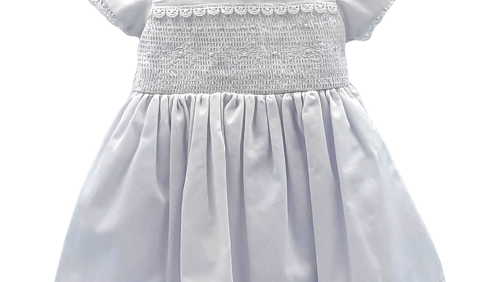 Vestido Casinha de Abelha Bordado Barbara Kids