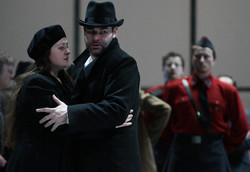 Eleazar in La Juive act I