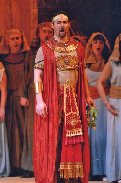 Radames in Aida