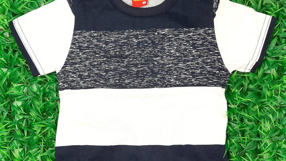 Camiseta masculina marinho