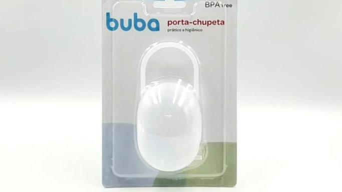 Porta chupeta transparente Buba