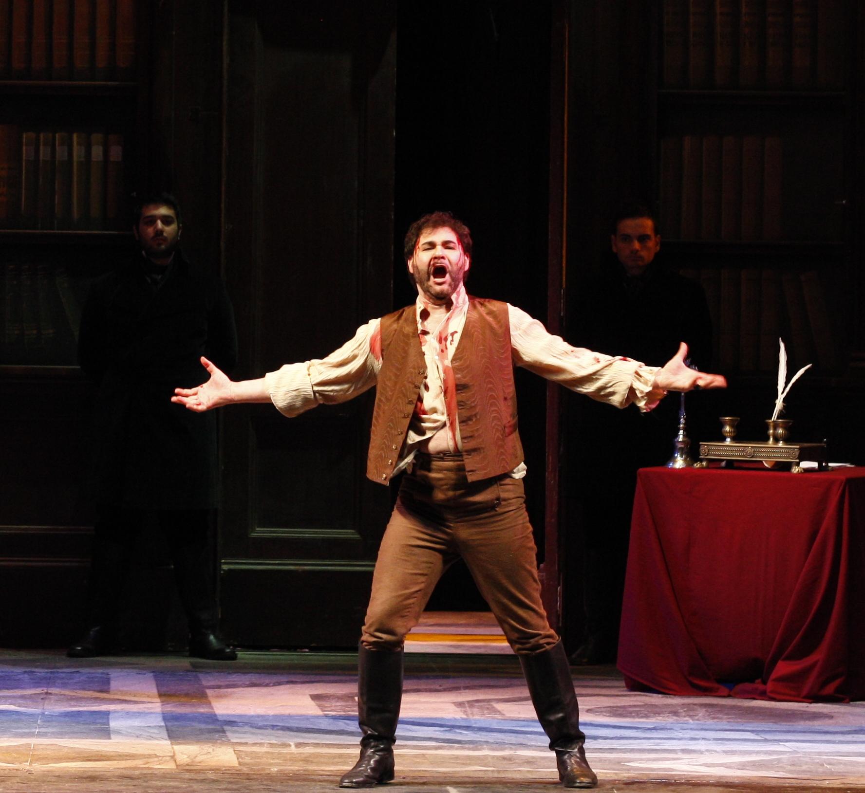 Cavaradossi (II atto)