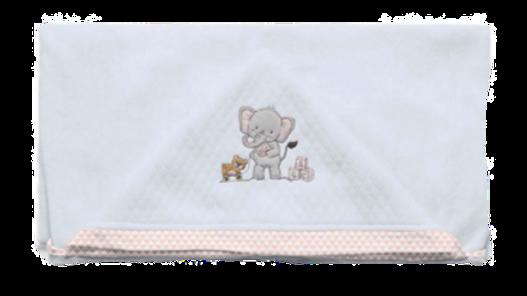 Toalha de Banho Lembrancas de Infancia azul Hug