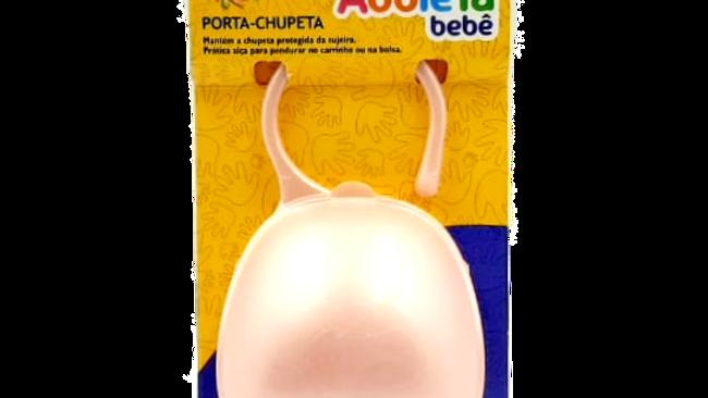 Porta Chupeta Majestic Adoleta Bebê