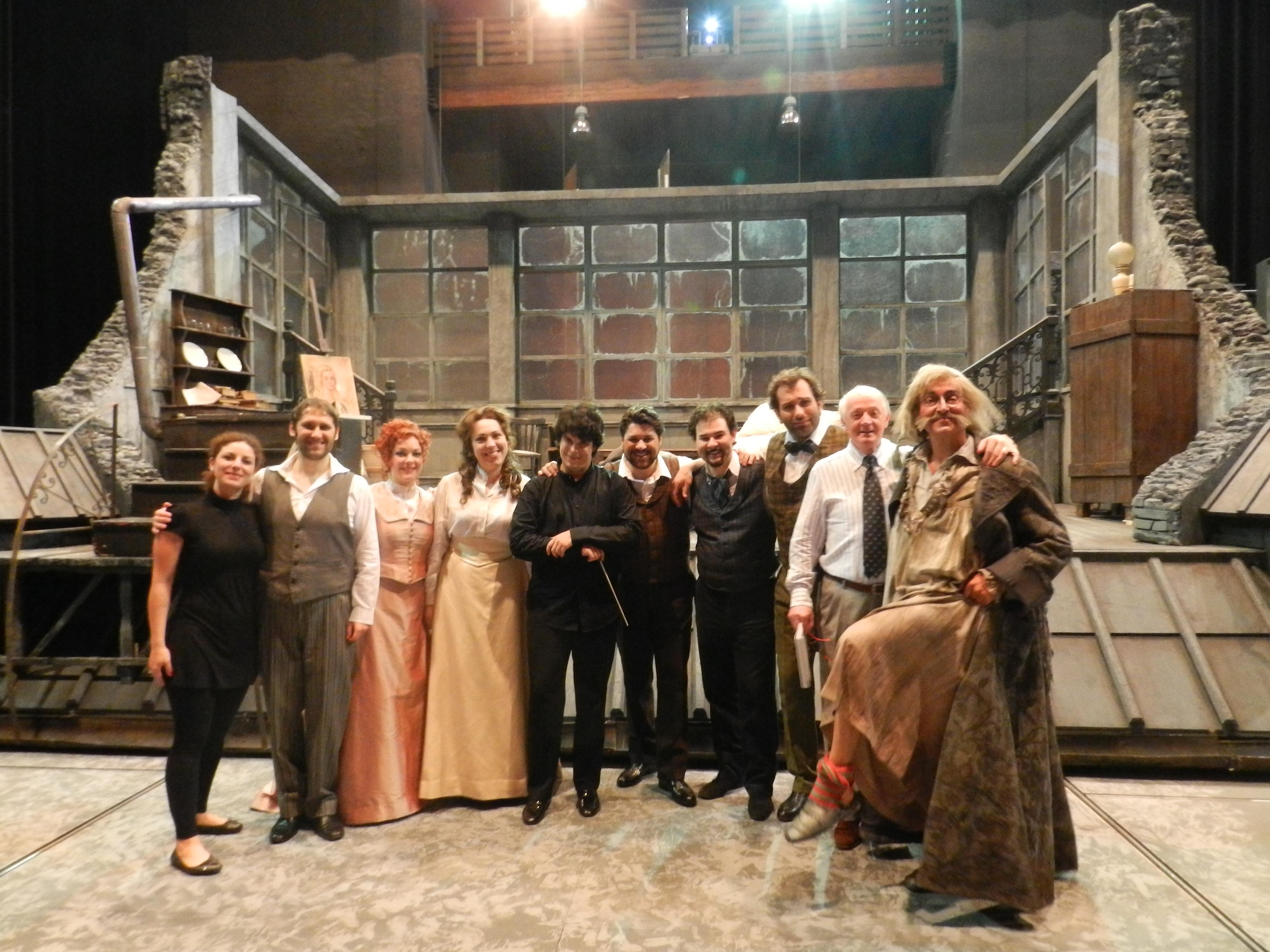 La Bohéme - Teatro San Carlo NA