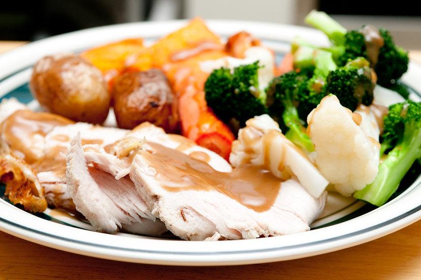 Roast Chicken & Vegetables