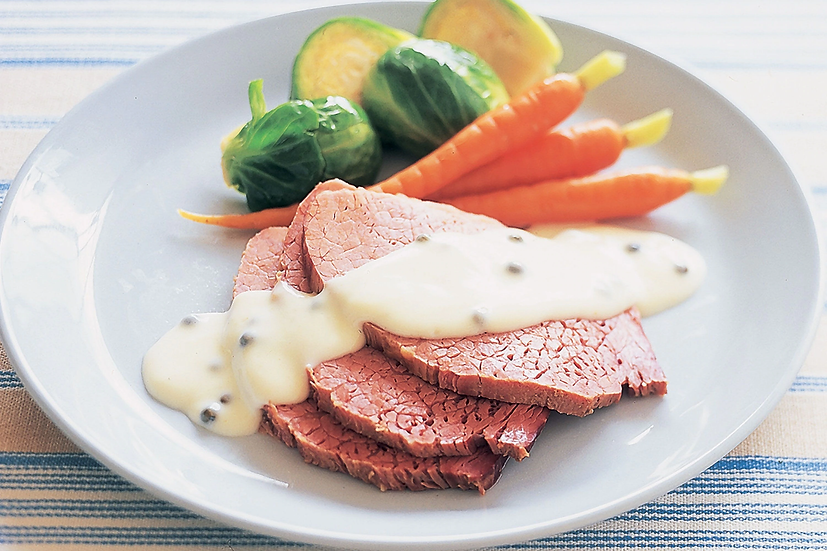 Traditional Corned Beef & Vegetables