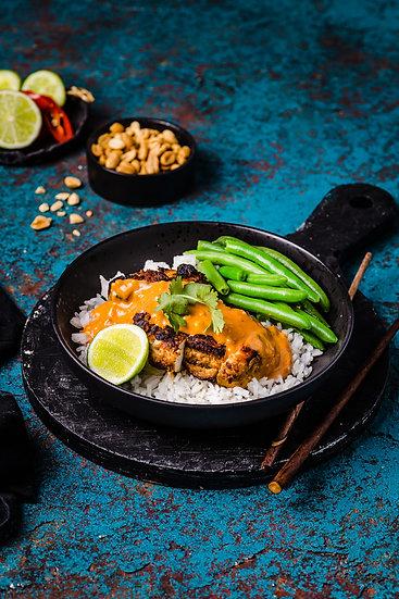 Malaysian Satay Chicken