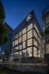 Mercedes-Benz Nusantara Showroom