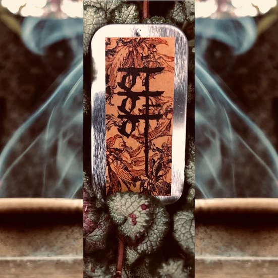 """LAMPLIGHT"" INCENSE—VOLUME II: ISSUE III—SPRING EQUINOX MMXXI"