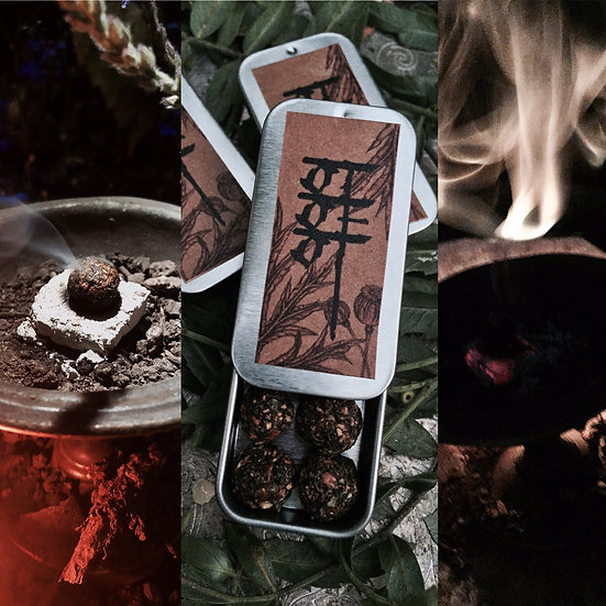 """SANCTUM"" INCENSE—VOLUME I: ISSUE IV—SUMMER SOLSTICE MMXX—SOLD OUT"