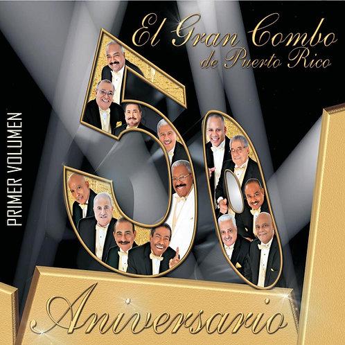 El Gran Combo 50 Aniversario (Vinil) Edición Limitada