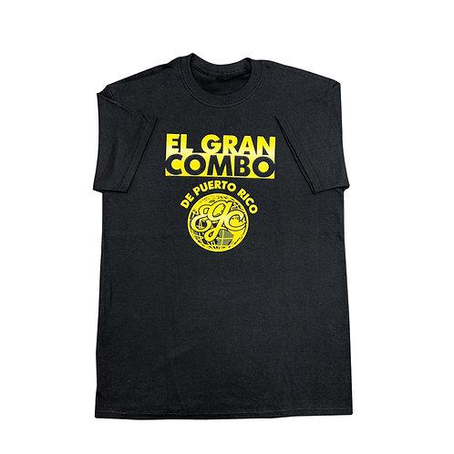 El Gran Combo de PR, T-Shirt Negra
