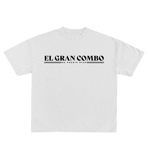 EGC white/blanca T-shirt