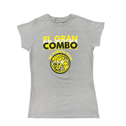 T-Shirts Grís para mujeres / women gray T-Shirts