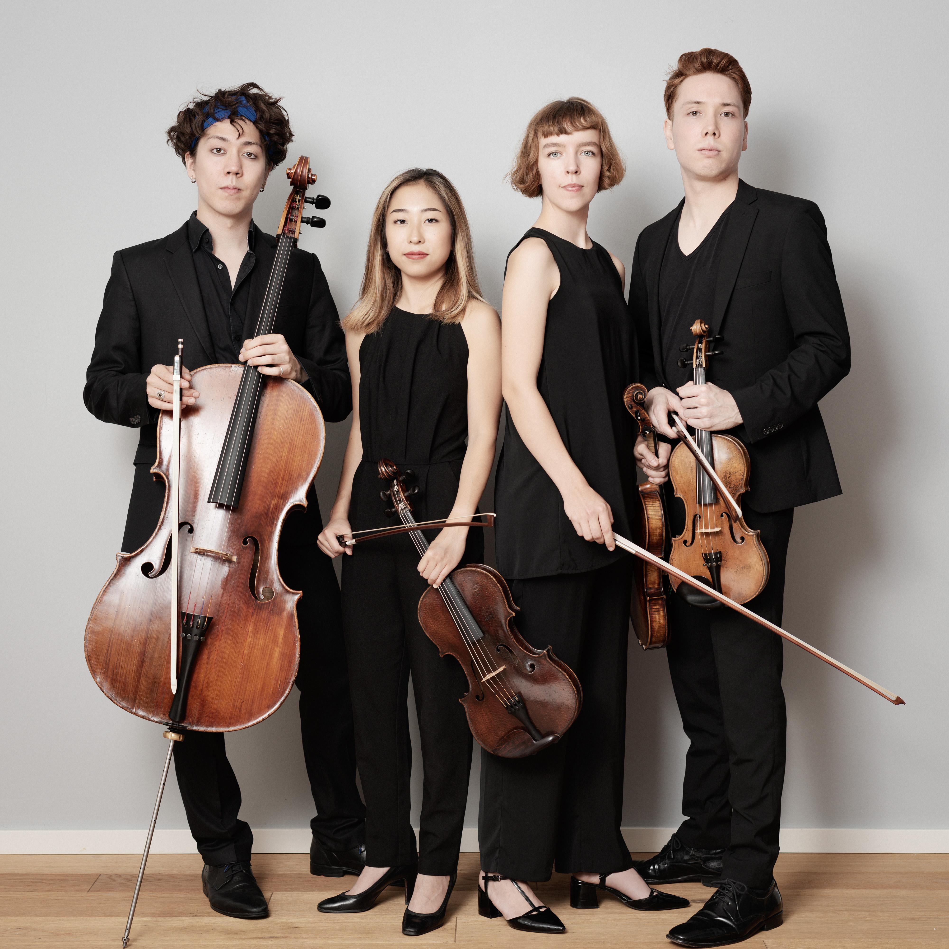 Leonkoro Quartet © Peter Adamik