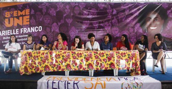 EME- Encontro de Mulheres estudantes da UNE