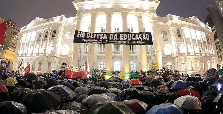 Documento Circular Informativo 29M: Contra os cortes e em defesa da educação