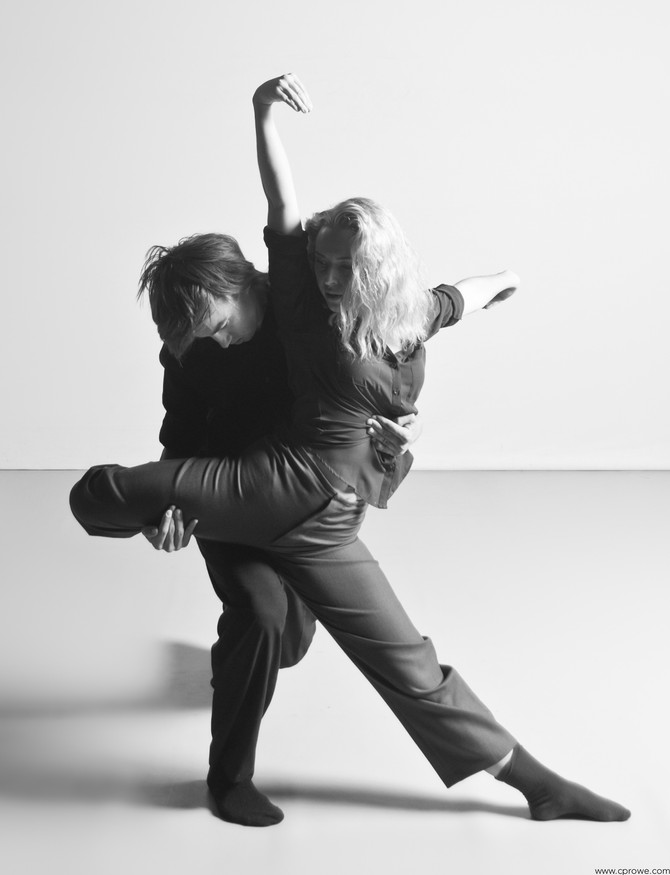 """University of Utah's Department of Modern Dance performs """"Disappearing Days"""" at the Kennedy Center f"""