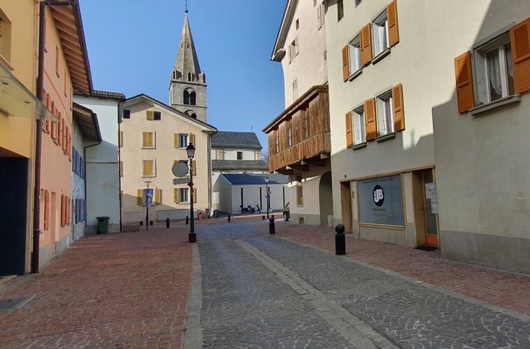 Espace de la Rue d'Octodure 1