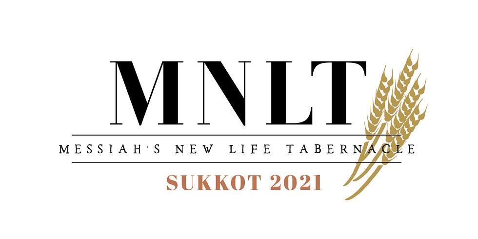 Sukkot/ Feast of Tabernacles 2021