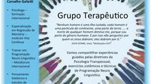 Grupo Terapêutico - Pensamento Sistêmico em Ação