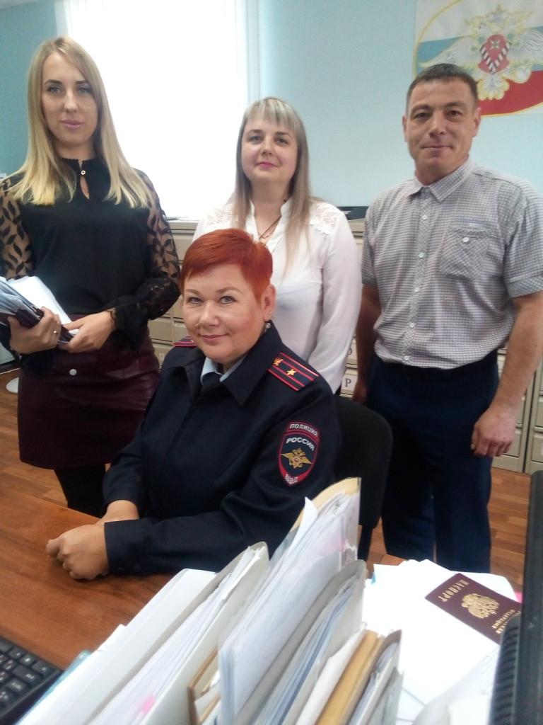 Сегодня - День подразделений по вопросам миграции МВД России