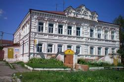 Архитектура посёлка