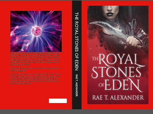The Royal Stones of Eden ( Hard Back)