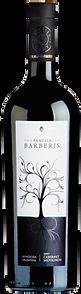 Bottle of wine, familia barberis cabernet winery
