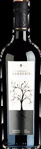 Bottle of wine, barberis malbec winery