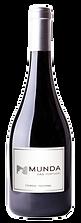 Bottle of wine, munda touriga nacional winery