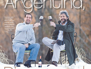 Argentina, Discovered