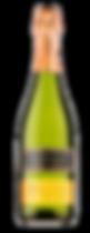 Bottle of sparkling wine, champagne, deseado , schroeder winery