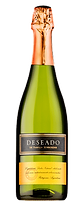 Bottle of sparkling wine, champagne, deseado , schroeder winery