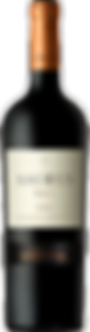 Bottle of wine, saurus select malbec schroeder winery