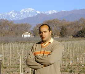 Mauricio Lorca - Owner & Winemaker