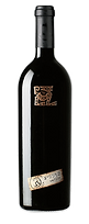 Bottle of wine, la puerta gran reserva malbec bonarda syrah blend