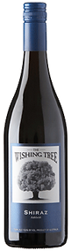 Bottle of wine, the wishing tree winery