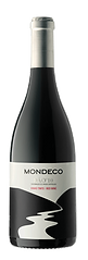 Bottle of wine, mondeco red dao winery