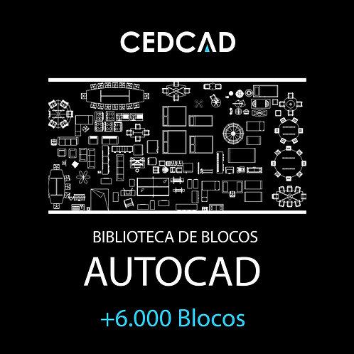 Blocos AutoCad 2.1 + De 6 Mil - só os melhores