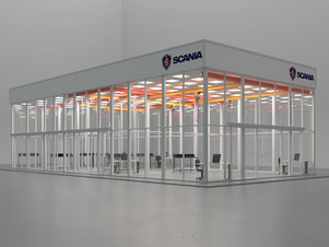 Perspectiva Scania