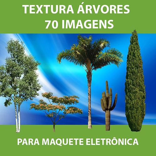 Texturas de Árvores
