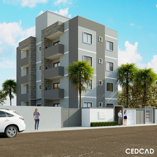 Fachada Residencial Aruba