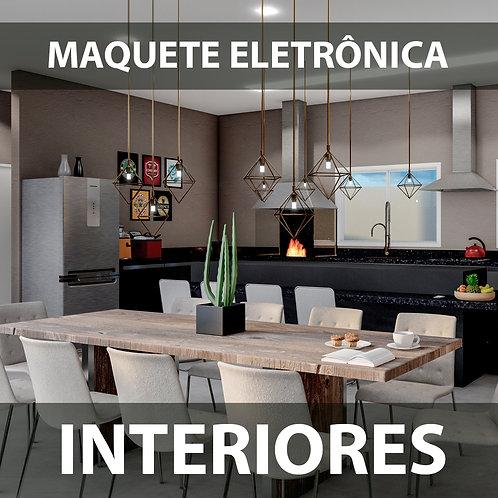 INTERIORES - MAQUETE ELETRÔNICA