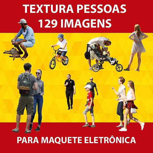 Texturas de Pessoas