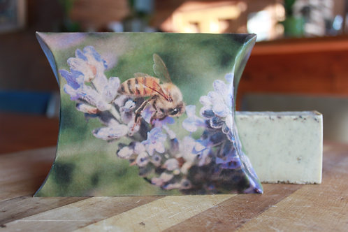 Bee Lavender Soap